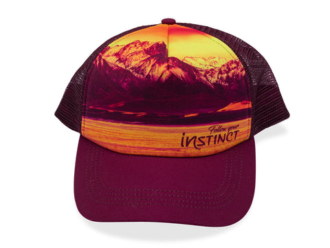 Instinct BE INSPIRED Trucker - HORIZON