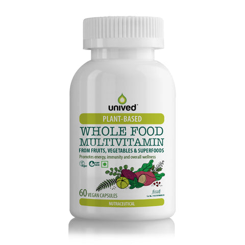 Unived Whole Food Multivitamin - 60 Capsules