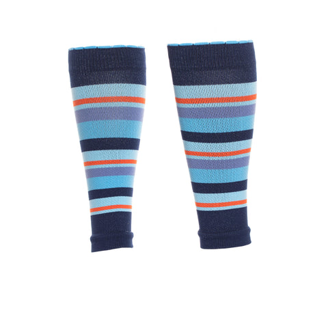 Lily Trotters Candy Stripes© Sleeves - Blue