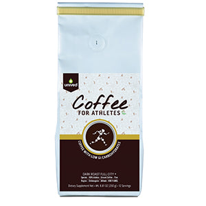 Unived Coffee for Athletes - 100% Arabica & Isomaltulose