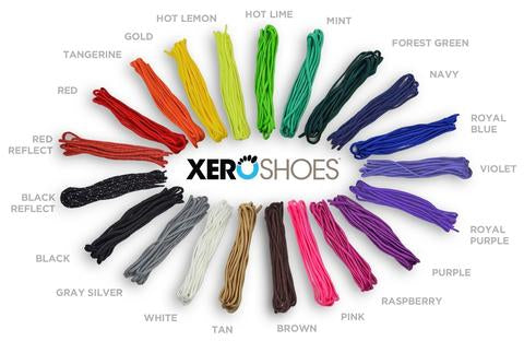 Xero Shoes DIY FeelTrue Sandal Kit Laces