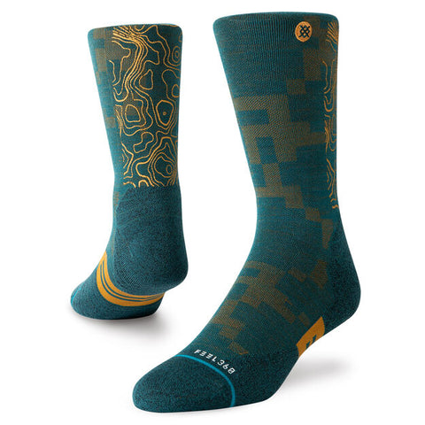 Stance Crew Socks - Alpha Hike Light