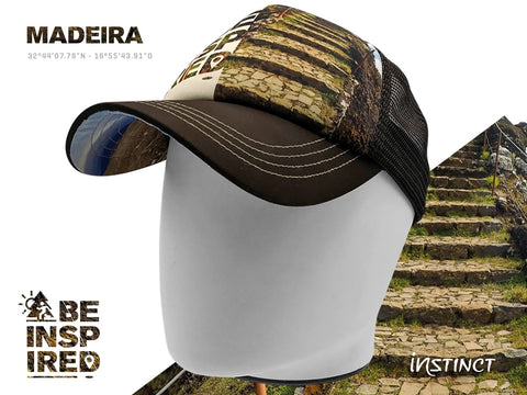 Instinct BE INSPIRED Trucker - MADEIRA