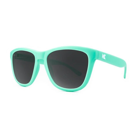 Knockaround Premiums - Mint Green / Smoke (Non-Polarised)