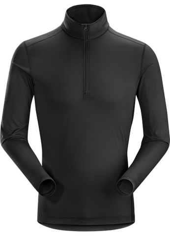Arc'teryx Phase SL Zip Neck LS Men