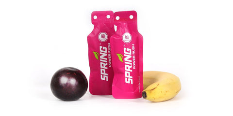 Spring Energy Power Rush - Perfect Pre-Race & Race Fuel