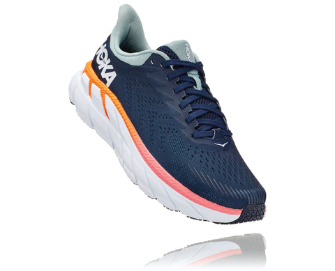 Hoka One One Clifton 7 - Wide D - Women's