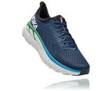 Hoka One One Clifton 7 - Wide 2E - Moonlit Ocean/Anthracite - Men's