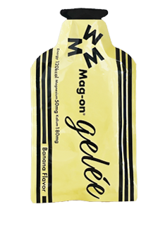 Mag-On Energy Gel/Jelly - Geleé Banana