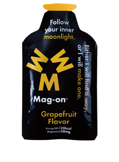 Mag-On Energy Gel - Grapefruit