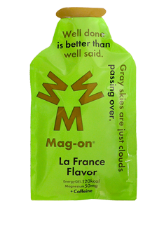 Mag-On Caffeinated Energy Gel - La France