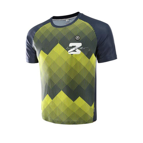 PURPOSE Performance Wear - Zach Bitter Signature ELITE Racing Running T-Shirt - Mountain/Black