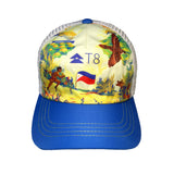 T8 Technical Trucker Relaxed Fit - Philippines Limited Edition - By Ara Villena