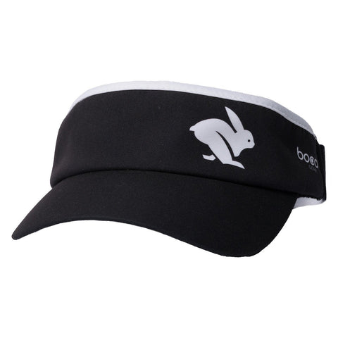 rabbit Visor - Black