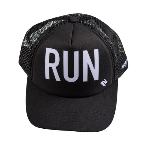 rabbit RUN Foam Trucker - Black