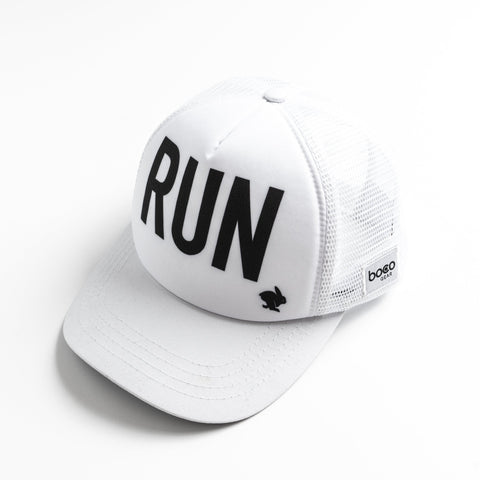 rabbit RUN Foam Trucker - White