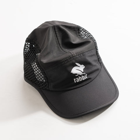rabbit Run Hat - Black/White