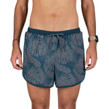 "rabbit Surf N' Turf 4"" - Majolica Blue/Palm - Men's"