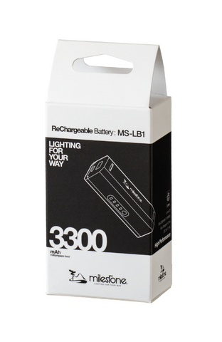 Milestone Trailmaster Spare Battery (MS-LB1)