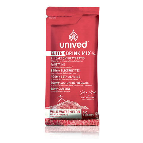 Unived Elite Drink Mix - Wild Watermelon