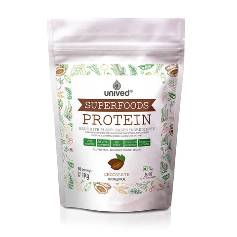 Unived Superfoods Protein - 30 Servings