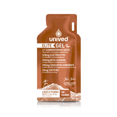 Unived Elite Gel - Choco Fudge
