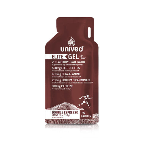 Unived Elite Gel - Double Espresso