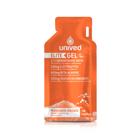 Unived Elite Gel - Mandarin Orange