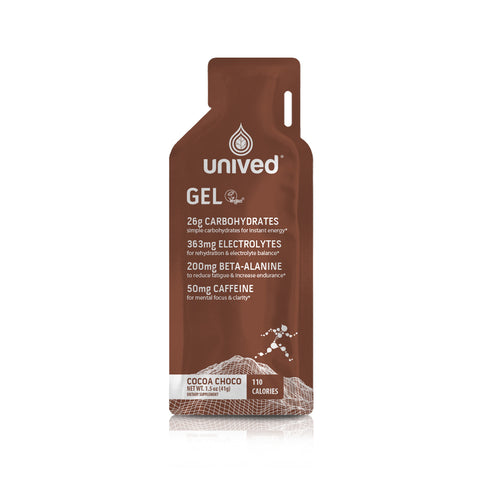 Unived Energy Gel - Cocoa Choco