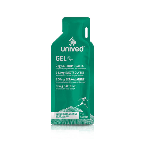 Unived Energy Gel - Dark Chocolate Mint