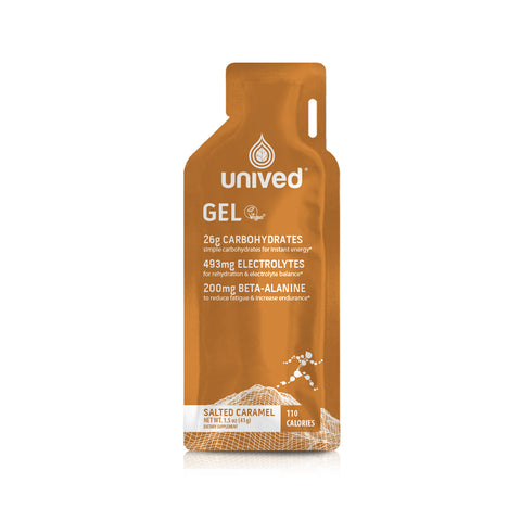 Unived Energy Gel - Salted Caramel
