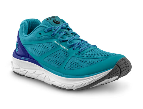 Topo Athletic Phantom - Aqua/Cobalt - Women's