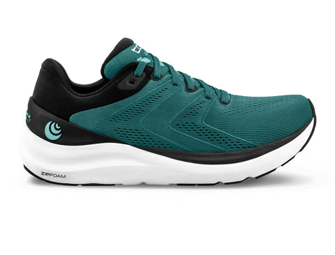 Topo Athletic Phantom 2 - Emerald/White - Women's