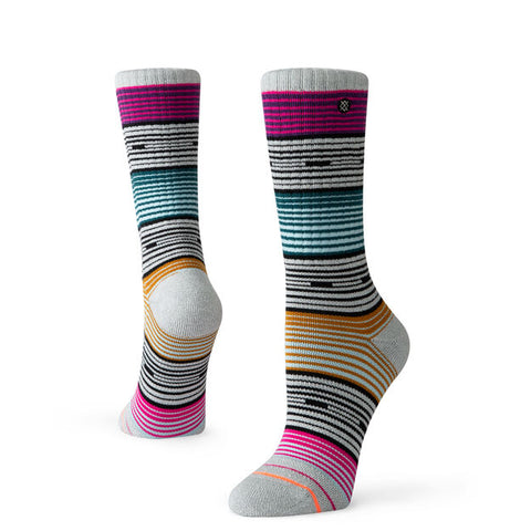 Stance Wolf Crossing Outdoor Socks - Women