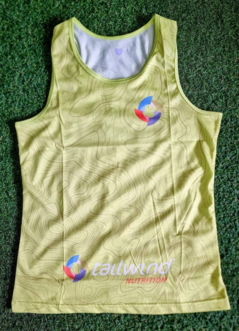 Tailwind Tech Vest 2021  - Green - Women