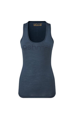 SALE - Ashmei Classic Run Vest (Navy) - Women's