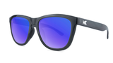 Knockaround Sport Premiums - Jelly Black / Moonshine (Polarised)