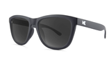 Knockaround Sport Premiums - Matte Black / Smoke (Polarised)