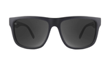 Knockaround Torrey Pines - Black on Black / Smoke (Polarised)