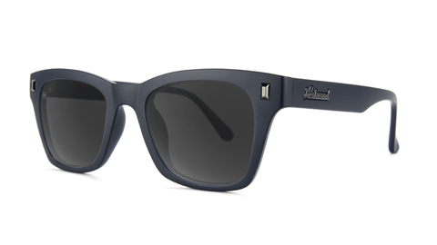 Knockaround Seventy Nines - Black on Black / Smoke (Polarised)
