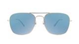 Knockaround Mount Evans - Gold / Sky Blue (Polarised)