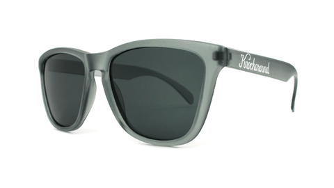 Knockaround Classics - Frosted Grey / Smoke (Polarised)