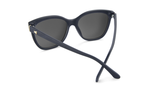 Knockaround Deja Views - Matte Black / Smoke (Polarised)