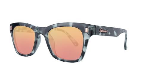 Knockaround Seventy Nines - Granite Tortoise Shell / Rose Gold (Polarised)