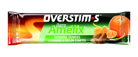 Overstim.s Almond Orange & Melon Confit Amelix Bar