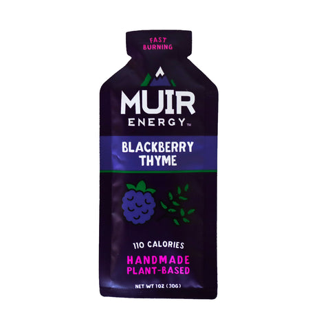 Muir Energy - Blackberry Thyme Gel (Fast Burning)