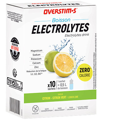 Overstim.s Electrolyte Sticks - Lemon/Lime