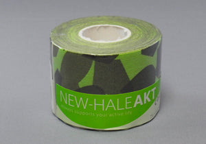New-HALE AKT (Athletic Kinesiology Tape ) 5m - Camouflage Print