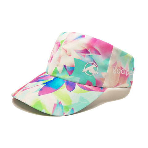 Kea Peak Sprinter Visor - Deadly Lotus