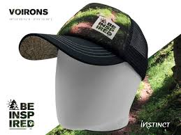 Instinct BE INSPIRED Trucker - VOIRONS